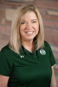 Director of RamTrax Visitor Services Stacy Grant Colorado State University