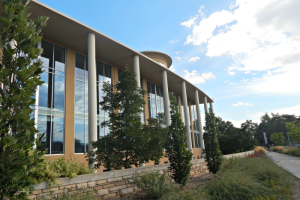 CSU's library home to study spaces and thousands of resources